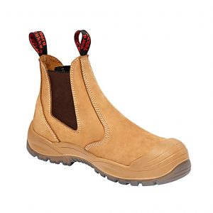 HARD YAKKA Y60170 UTILITY GUSSET SAFETY WHEAT