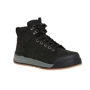 Hard Yakka Y60201 3056 LACE ZIP SAFETY BOOT BLACK