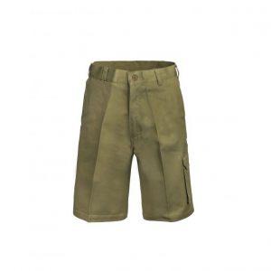 Workcraft WP3046 Cargo Cotton Drill Shorts