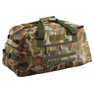 Caribee 56851 Op's Duffle 65L Gear Bag Auscam
