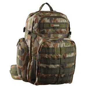 Caribee 64351 Op's 50L backpack Auscam