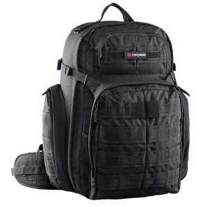 Caribee 6435 Op's 50L backpack Black
