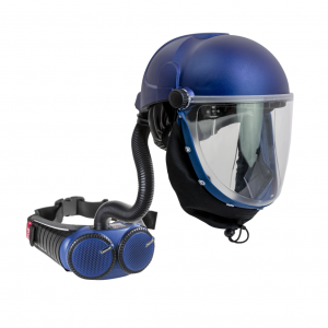 MAXISAFE RPH838a CleanAIR® CA-40G Grinding Helmet PAPR Assembly
