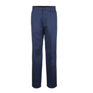 Workcraft WP3038 Classic Flat Front Cotton Drill Trouser