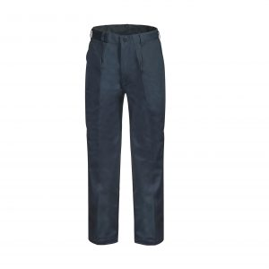 Workcraft WP3041 Classic Pleat Cotton Drill Trouser