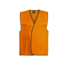 Workcraft WV7000 Unisex Hi Vis Safety Vest