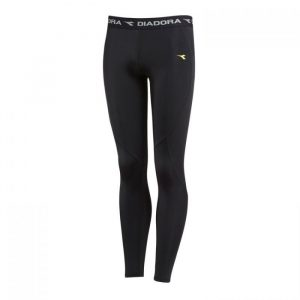 Diadora GDYS1396 JUNIOR COMPRESSION TIGHTS BLACK