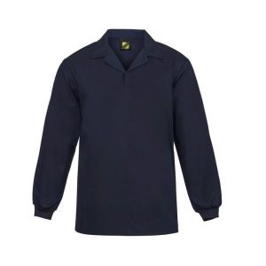 Workcraft WS3186 Food Industry Full Colour Jac Shirt- L/S