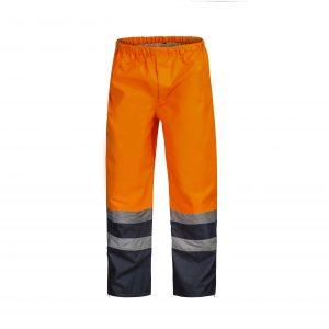 Workcraft WW9006 Hi Vis Two Tone Waterproof Pant