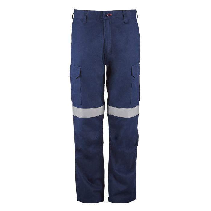 fpv017_fr225_cargo_mens_pants_navy_front_2