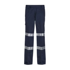 Workcraft WPL075 Ladies Mid Weight Cargo Cotton Drill Trouser