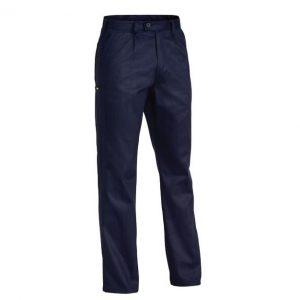 BISLEY BP60074P Original Cotton Drill Work Pants 4 Pack