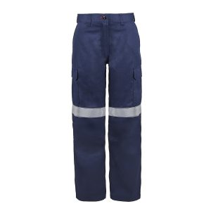 Flamebuster FPL019 Torrent HRC2 Ladies Cargo Pant with FR Reflective Tape