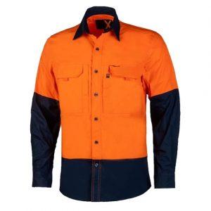 RITEMATE RMX003 RMX Flexible Fit Utility Shirts