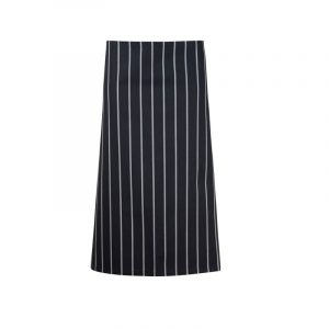 Chefscraft CA002 3/4 Length Cafe Stripe Apron