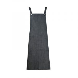 Chefscraft CA026 Full Bib Style Denim Apron