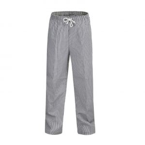 Chefscraft CP050 Unisex Chefs Check Drawstring Pant