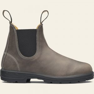 BLUNDSTONE 1469 CHELSEA WOMENS BOOT- STEEL GREY