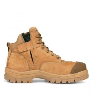 OLIVER 45-650Z 130MM STONE ZIP SIDED HIKER BOOT