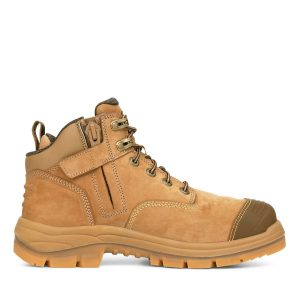 OLIVER 55-350Z 130MM STONE ZIP SIDED HIKER SAFETY BOOT