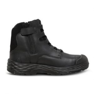 MACK FORCE MK0FORCEZ ZIP-UP SAFETY BOOTS