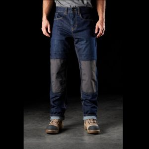 FXD WD-3 SLIM FIT WORK DENIM