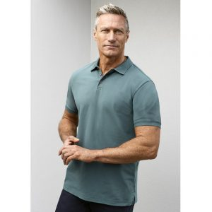 BIZ COLLECTION P105MS MENS CITY POLO