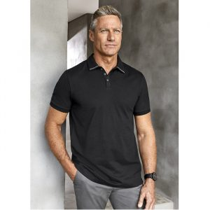 BIZ COLLECTION  P106MS MENS ASTON POLO