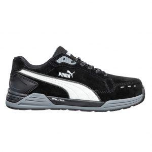 Puma 644657 Airtwist Safety Black/White