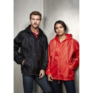Biz Collection J123ML Unisex Base Jacket