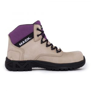Mack MK000AXEL Womens Lace-Up Safety Boots