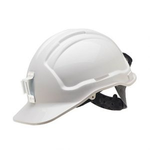 FORCE360 HPFPR56PL Miners Hard Hat Poly Lamp Unvented