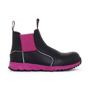 Mack MK000FUEL Womens Slip-On Safety Boots