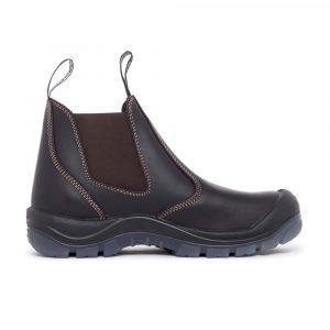 Mack MK0PISTON Slip-On Safety Boots