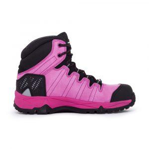 Mack MKMCGRAT2 Foundation Womens Lace-Up Safety Boots