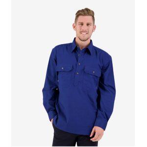 Swanndri SS18217M Men's Bendigo Work Shirt
