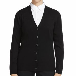 NNT CAT5BR BUTTON FRONT CARDIGAN