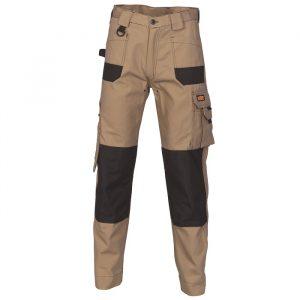 DNC 3335 Duratex Cotton Duck Weave Cargo Pants