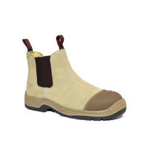 HARD YAKKA Y60146 NITRO SAFETY BOOT SAND