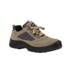 JB'S WEAR 9E2 Suede Safety Shoe