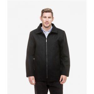 Swanndri SW13408M Men's Kaka Wool Jacket w/ Satin Lining